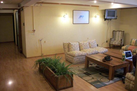 Hotel Saltos del Paine, Puerto Natales, Chile - Sala de estar