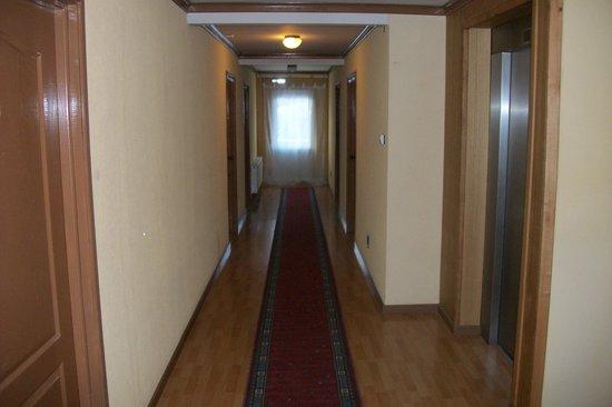 Hotel Saltos del Paine, Puerto Natales, Chile - Corredor