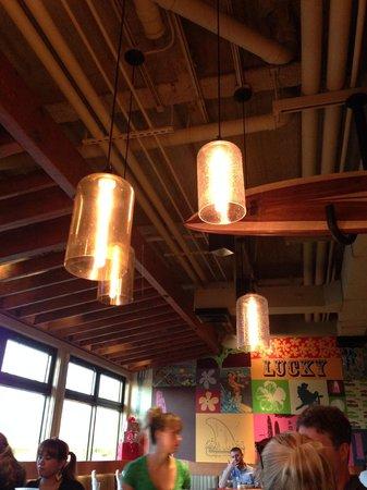 Monkeypod Kitchen : interior