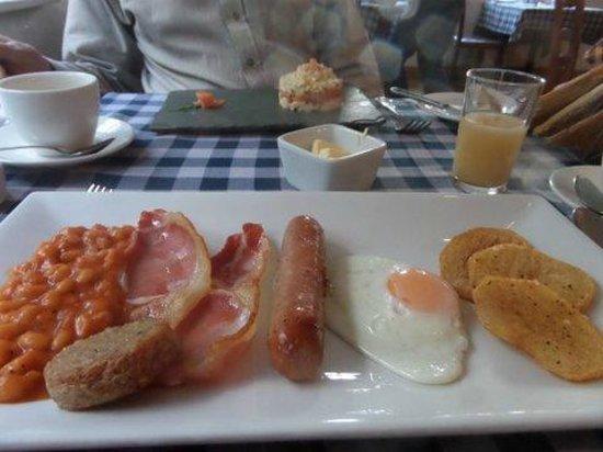 The Mill House Inn: Breakfast