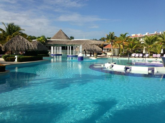The Reserve at Paradisus Punta Cana : Pool at the reserve