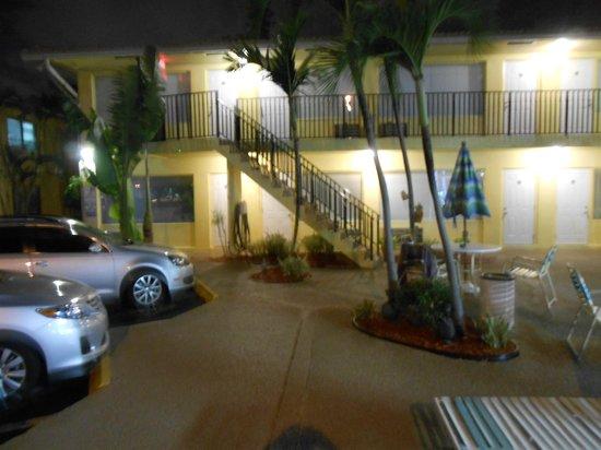 Galt Villas Inn: BIEN UBICADO