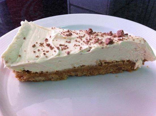 Spud Murphy's: Homemade Irish Baileys Cheesecake