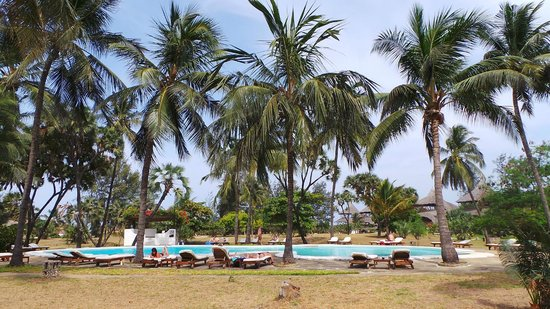 Lawford's Hotel : La piscina