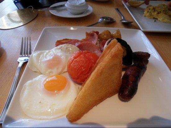 Royal Castle Hotel: Smashing breakfast