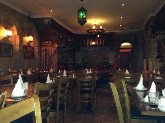 Restaurant Near St Mary Hospital London