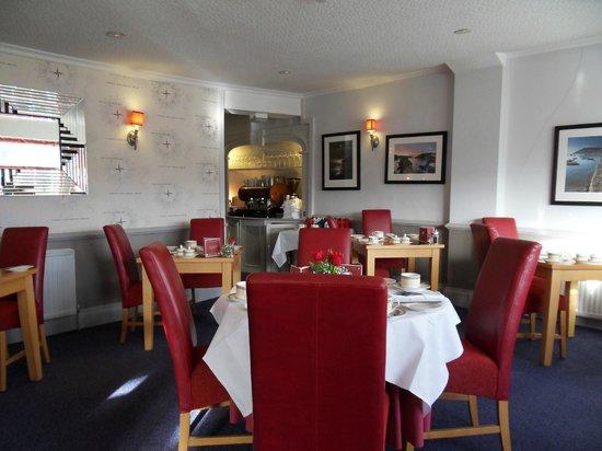Royal Castle Hotel: Breakfast room ( Grill Restaurant )