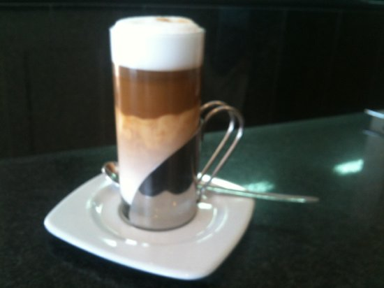 Spud Murphy's: Cafe Latte