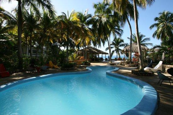 pool picture of hotel cyvadier jacmel tripadvisor. Black Bedroom Furniture Sets. Home Design Ideas