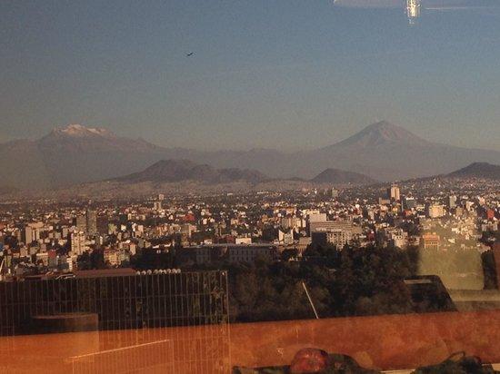 InterContinental Presidente Mexico City: The Volcanoes
