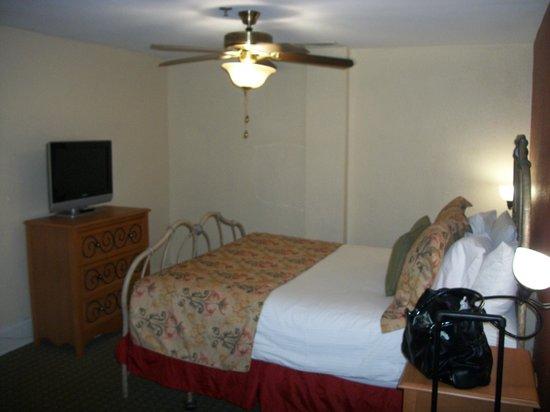 Wyndham Riverside Suites: Bedroom # 2