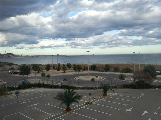 B&B Hotel Alicante : Seaview