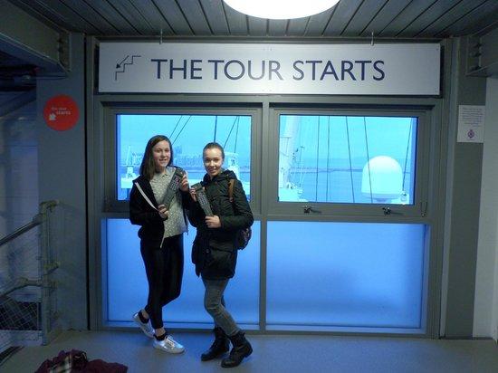 HMY Britannia: the tour starts here