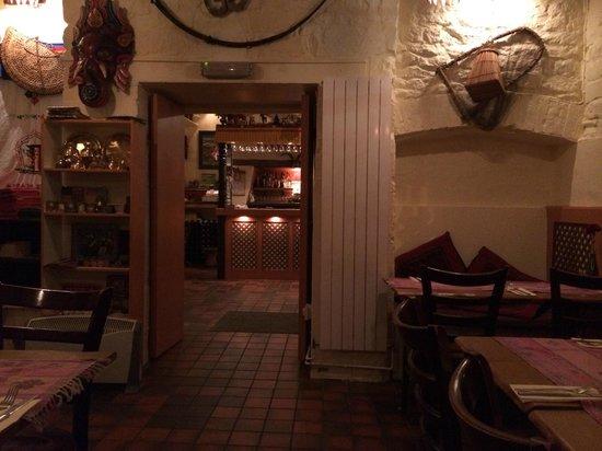 Yak Yeti Yak: Interior of the Restaurant