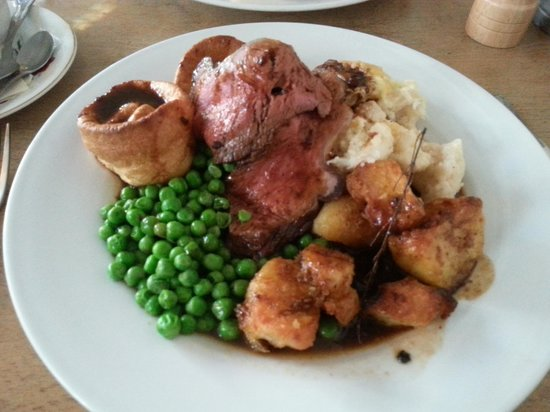Clarendon Arms : Roast Beef