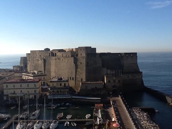 Grand Hotel Vesuvio : La vista dalla camera....