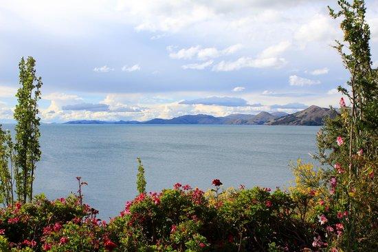 Isla Suasi Hotel: Lake Titicaca