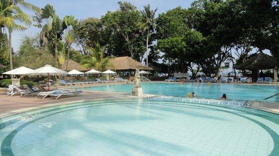 Prama Sanur Beach Bali: L'une des piscines