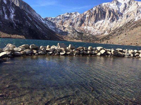 Convict Lake: Such beautiful lake!