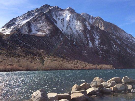 Convict Lake: February 13,2014