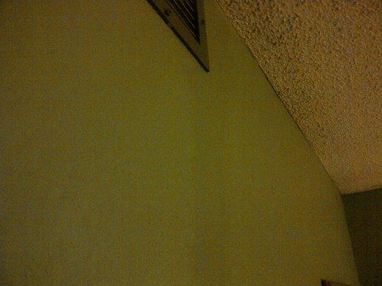 Ramada Kissimmee Gateway : Room Vents