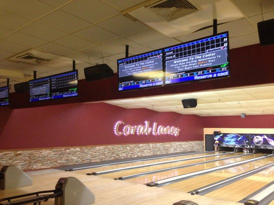 Bowland Coral Lanes: State of the art entertainment/ automatic scoring
