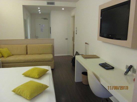 Laguna Palace Hotel: Улучшенный номер