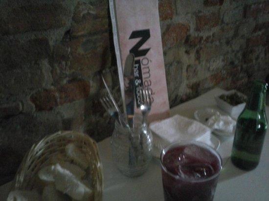 Nomada Bar&Food: Nomada