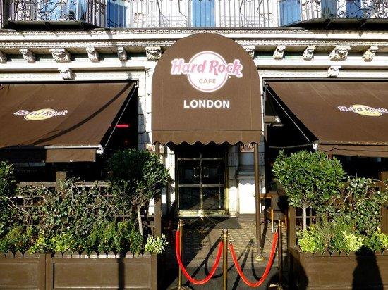 Hard Rock Cafe London : HRC