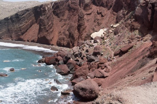 Path to the Red Beach