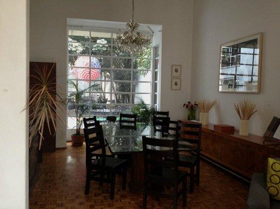Casa Comtesse: Dining Room