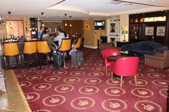 King George Hotel: Bar Lounge
