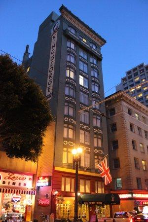 King George Hotel - A Greystone Hotel: Fachada