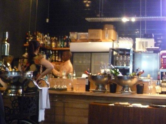 The Test Kitchen: Barman at work