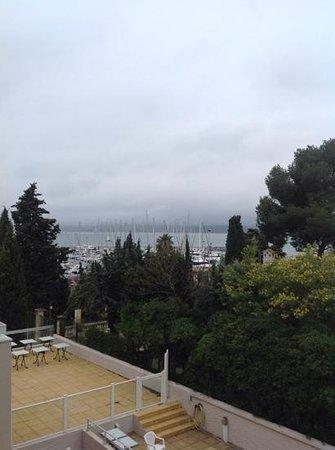 Hotel Brise de Mer: vista dalla camera