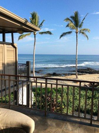 Four Seasons Resort Hualalai: View from our lanai