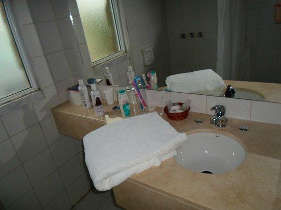 Tio Tom Beach: baño