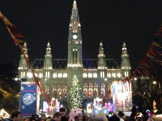 Rathaus: Capodanno