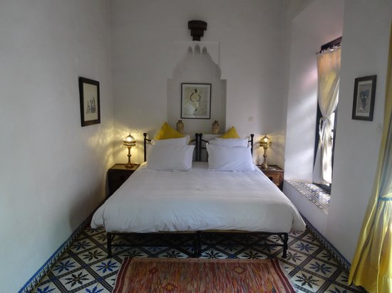 Riad Aloes: Bed room 4