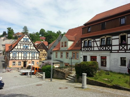 Hohnstein Castle