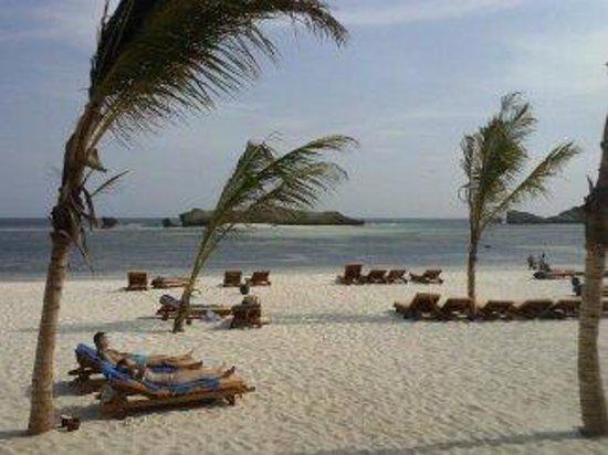 Seven Islands Resort: spiaggia watamu