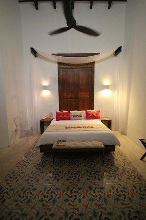 Koox Casa de las Palomas Boutique Hotel: room #2