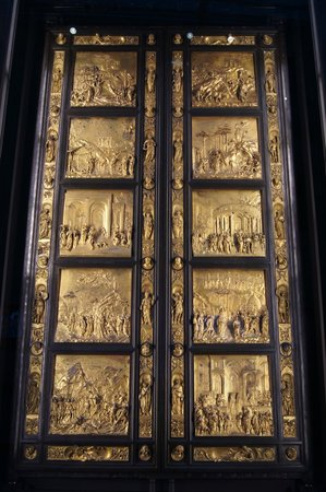 Museo dell'Opera del Duomo : The Gates of Paradise