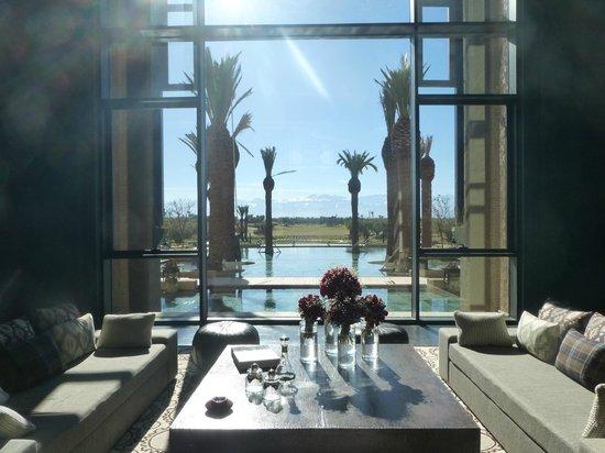 Fairmont Royal Palm Marrakech : Lobby