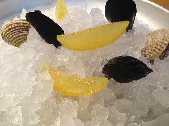 Magnolia Ristorante: A prima vista sembra pesce ma non è così...