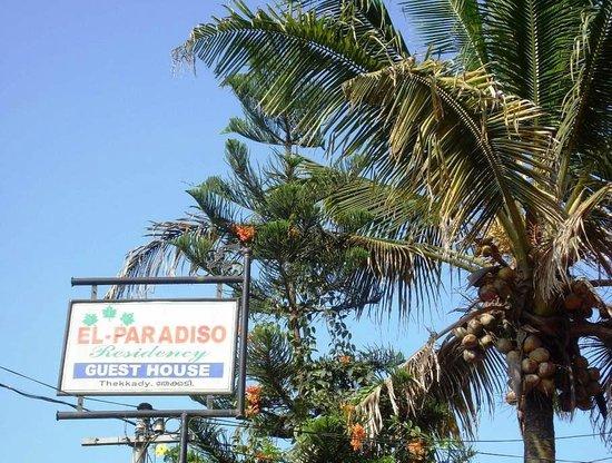 El-Paradiso : Entrée