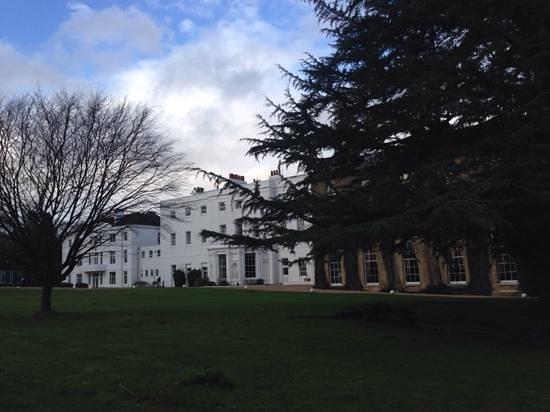 De Vere Beaumont Estate: view from back