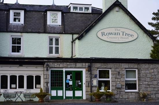 Rowan Tree Country Hotel : wonderful hotel!
