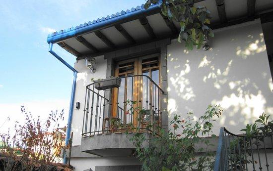 Posada Casa Sol: Balcón de la habitación