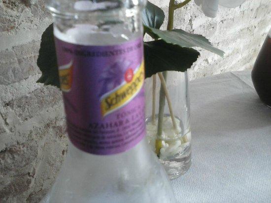El Dropo: tonica de azahar